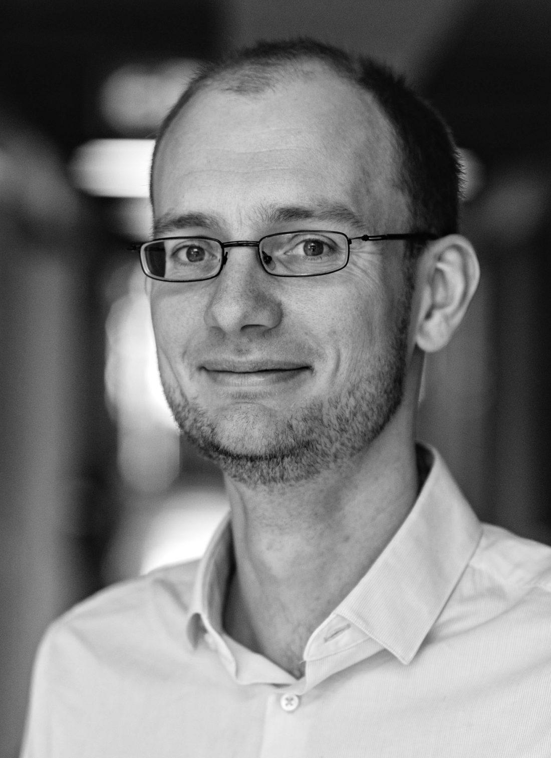 Stefan Peters, director académico del instituto CAPAZ