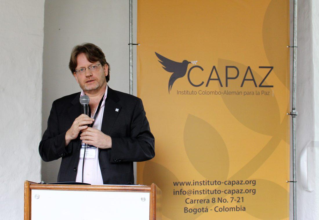 Kai Ambos en Instituto CAPAZ