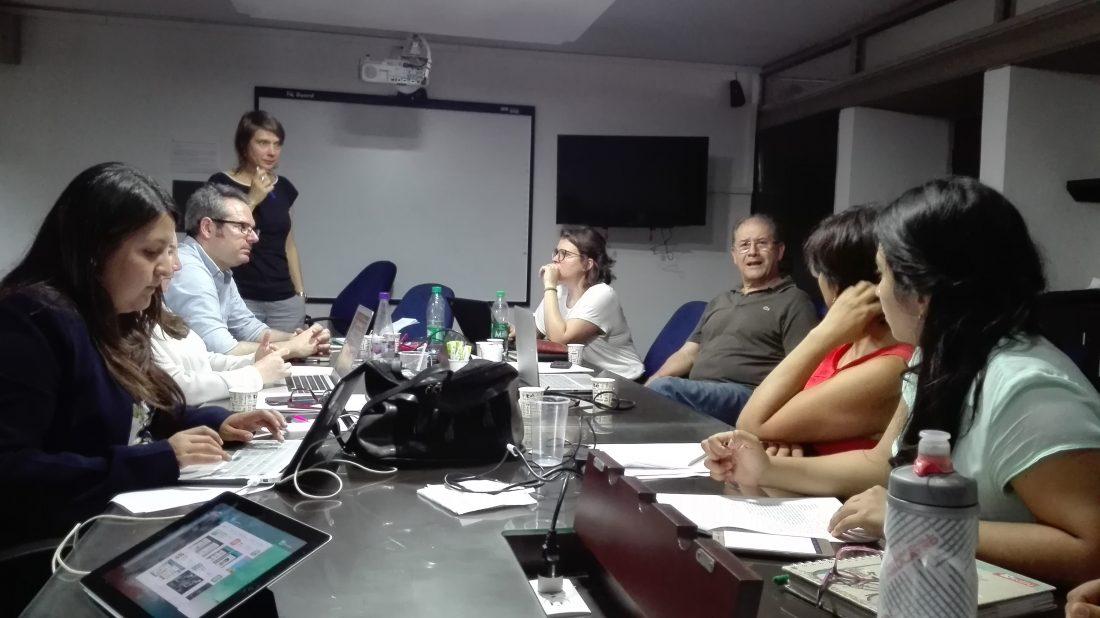 Taller sobre resultados preliminares de estudio exploratorio CAPAZ en Nariño y Cauca