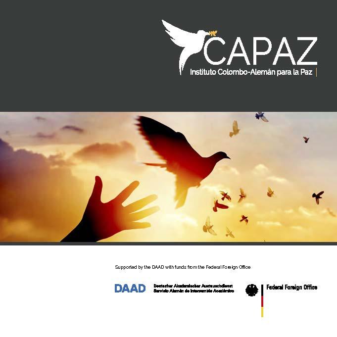 El Instituto CAPAZ es una red de cooperación académica entre Colombia y Alemania.