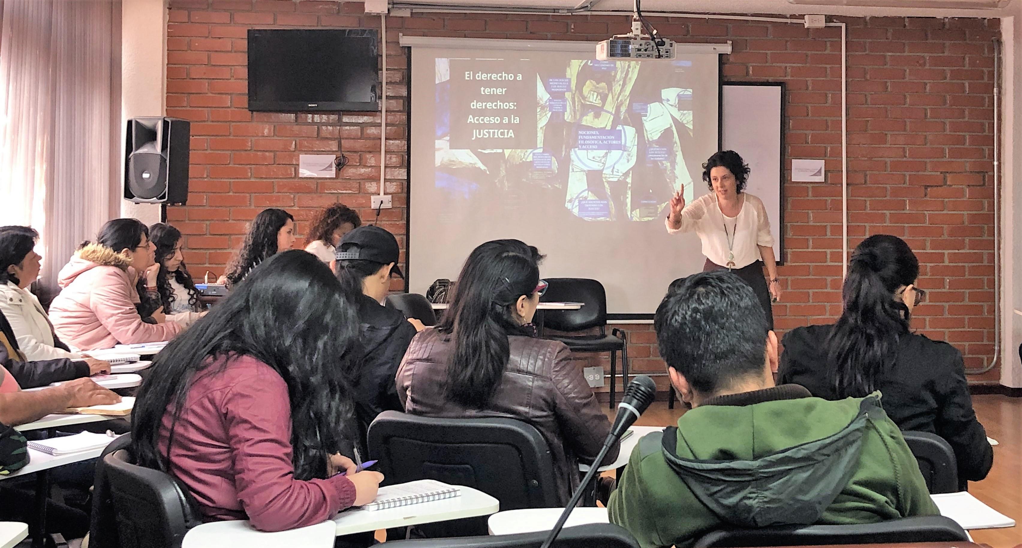 CAPAZ | CAPAZ Territorial School in Pasto: Community experiences for