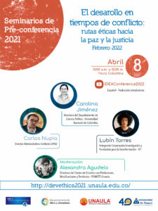 El evento es preámbulo del congreso IDEA en 2022 en Medellín.