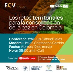 El curso es coordinado la Universidad de Caldas, como parte de la programación de la Escuela de Cursos Virtuales de CAPAZ ECV durante 2021.