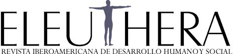 Logo de la Revista Eleuthera editada por la Universidad de Caldas