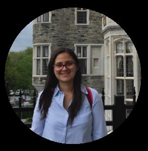 María Paula Rodríguez es la coordinadora de la escuela de cursos virtuales CAPAZ