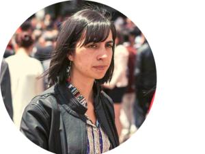 Erika Ortiz colabora desde 2021 en CAPAZ con la plataforma NETCAPAZ.