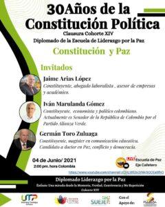 SUEJE reúne en el eje cafetero universidades en esta región en torno a temas de La Paz y el conflicto.