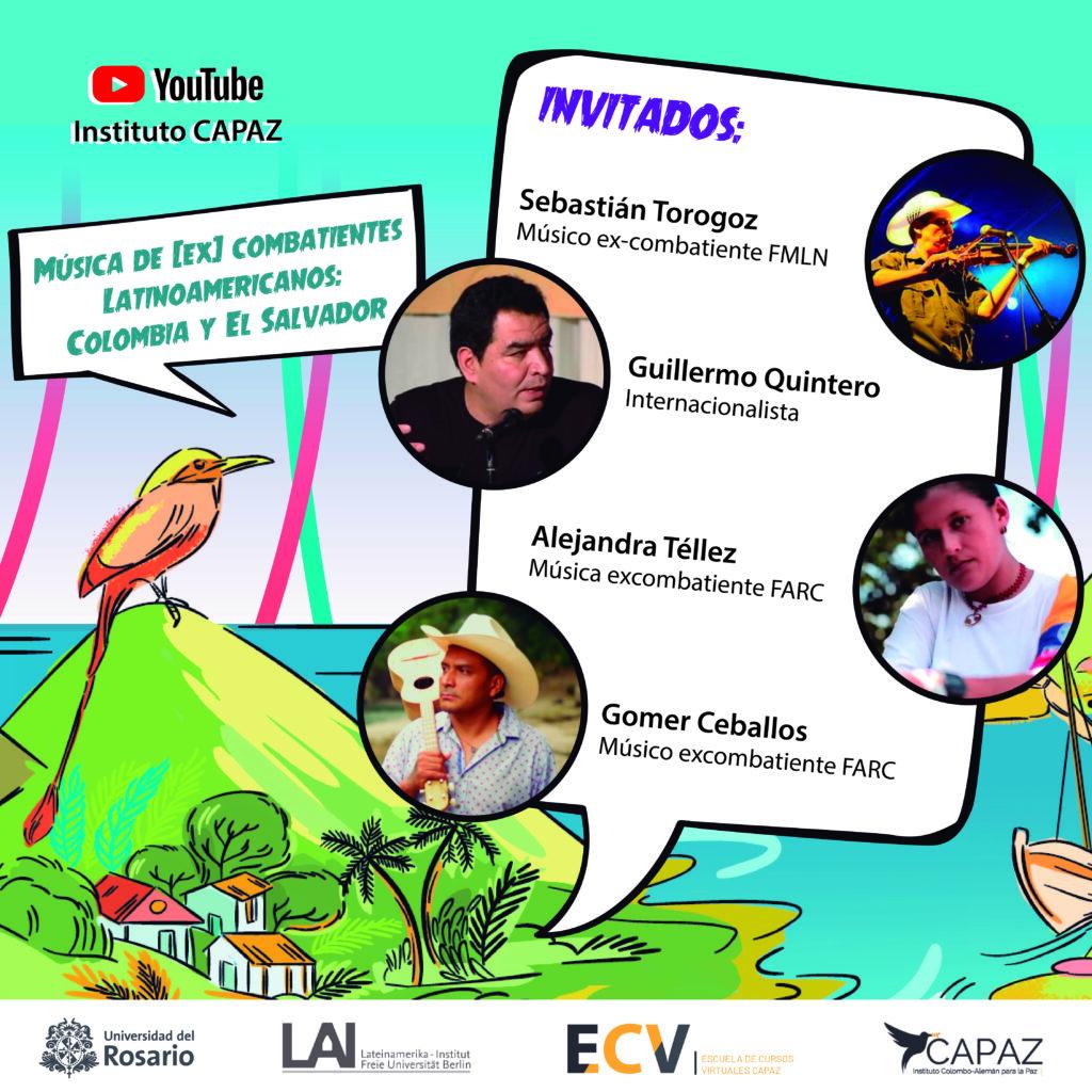 La Escuela de Cursos Virtuales CAPAZ ofrece diez cursos online gratuitos, que ofrecen sesiones abiertas al público interesado.
