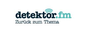 detektor.fm es un portal de radio tipo podcast independiente en Alemania.