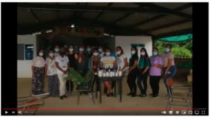 Video del proyecto en Caquetá que coordinan CAPAZ y Colombia Connect